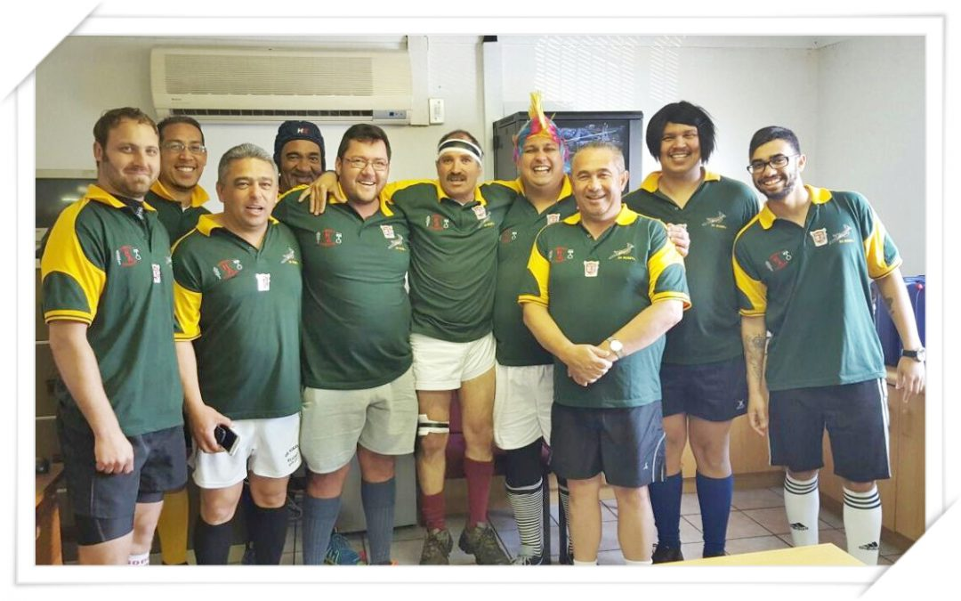 Proud Springbok Supporters